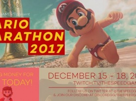 The SpeedGamers Mario Marathon