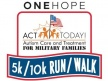 Annual ONEHOPE ACT Today! for Military Families