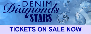Denim, Diamonds & Stars banner