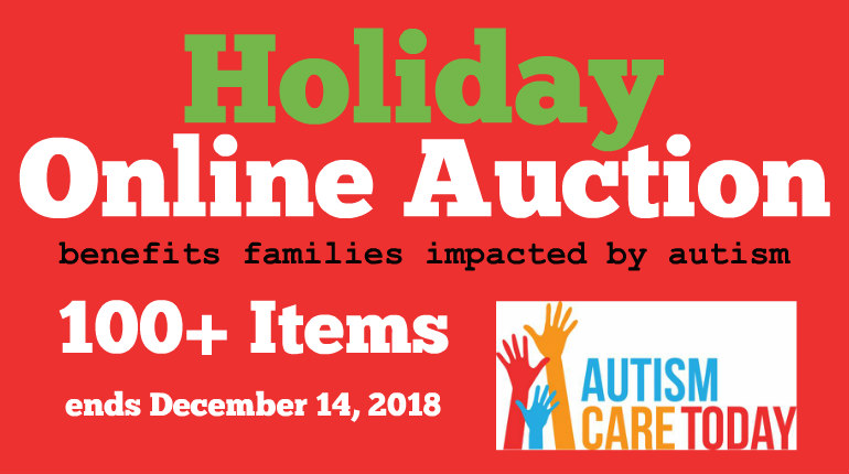 Holiday Online Auction
