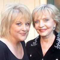 Nancy Grace & Florence Henderson