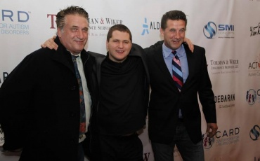 Baldwin Brothers – Daniel, Atticus and William