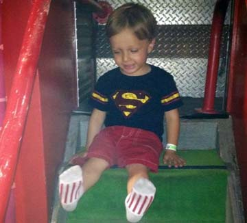 When My Son Conquered the Swing…and Other Proud Autism Mom Moments